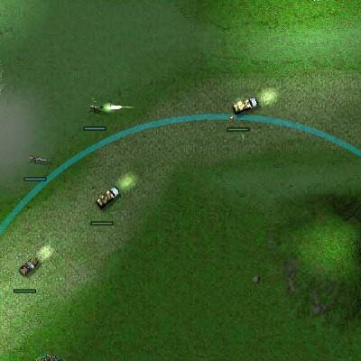 Гра Захист військової бази: Сестра командира