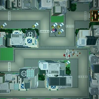 Гра Захист міста від мумій