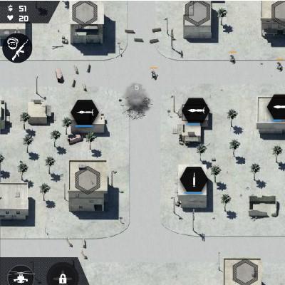 Гра Захист Військової Бази: Командуй і Керуй