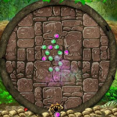 Гра Зума: Стрілялка Кульками