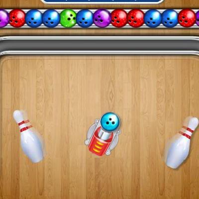 Гра Зума: Боулінг Кульки