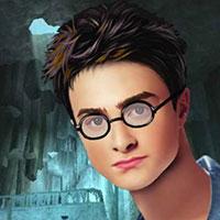 Гра Гаррі Поттер одягається