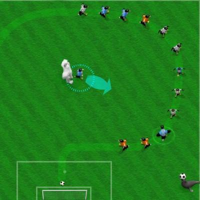 Гра Зума: Спорт Йєті