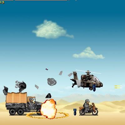 Гра Леталка: Забійний Вертоліт