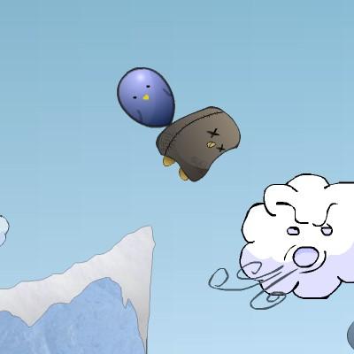 Гра Навчи Пінгвіна літати