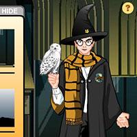 Гра Небезпечний Гаррі Поттер одягається: грай безкоштовно онлайн!