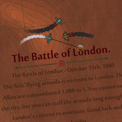 Гра Леталка Стрілялка на виживання: Друга світова