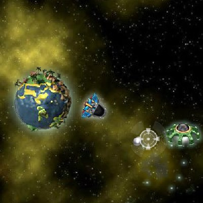Гра Леталка Стрілялка: Врятувати планету від іноземного вторгнення
