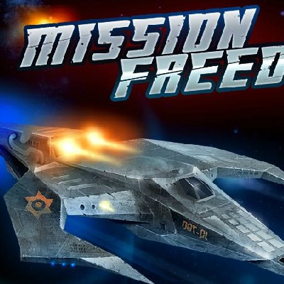 Гра Леталка Стрілялка на космічному кораблі: Місія Свобода