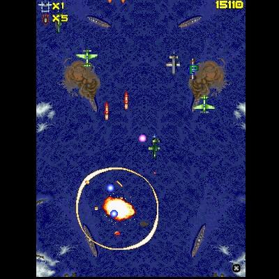 Гра Леталка на винищувачі: Друга Світова війна