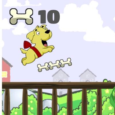 Гра Літаюча Реактивна Собака