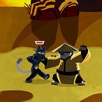 Гра Кунг Фу Панда: Фінальний бій