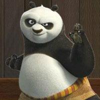 Гра Кунг Фу Панда: 3D бій