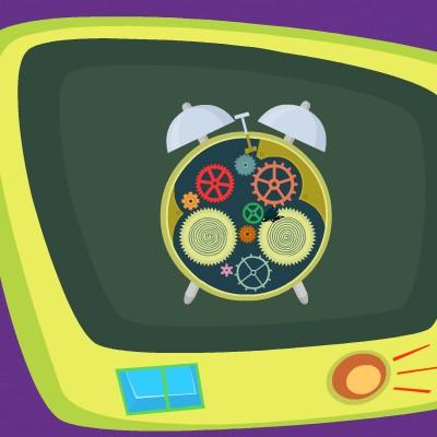 Гра Фіксики: Будильник