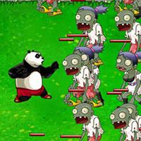 Гра Кунг Фу Панда проти зомбі
