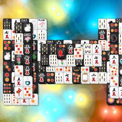 Гра Маджонг 2: Чорний і Білий