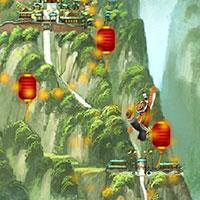 Гра Кунг Фу Панда: Стрибок Тигра