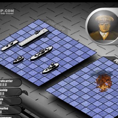 Гра Морський Бій: Битва Генералів