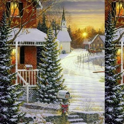 Гра Знайди Відмінності: Свято Різдво