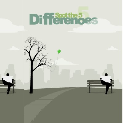Гра Знайди п'ять відмінностей