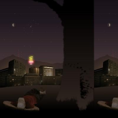 Гра Знайди 6 відмінностей анімаційних картинках