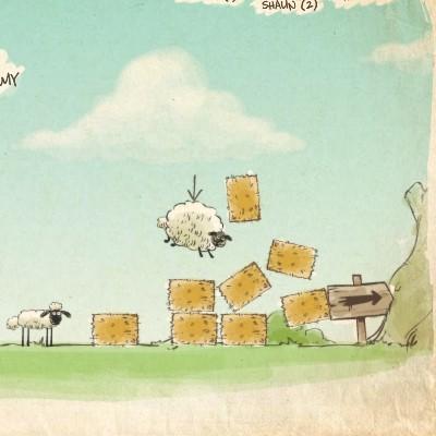 Гра Вівці Йдуть Додому