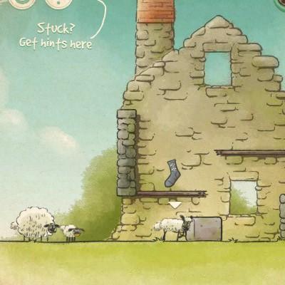 Гра Овечки Шукають Дорогу Додому 3: Загадачное Підземелля