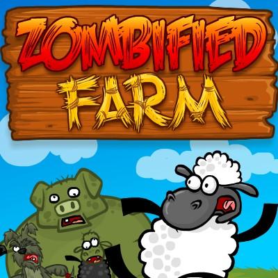 Гра Овечки 4: Втеча з Зомбі Ферми