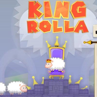 Гра Прожени Овець за допомогою Короля