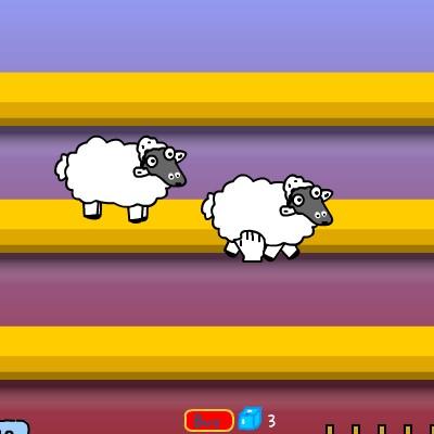 Гра Збери овечок з конвеєра