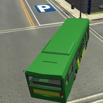 Гра Парковка Автобуса 3д в місті