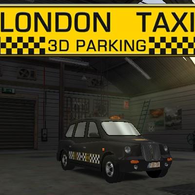 Гра Парковка Таксі 3д: Лондон