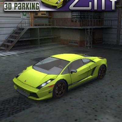 Гра Парковка Гоночної Машини 3д в Новому Місті
