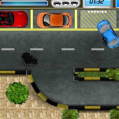 Гра Паркувальник Машин 2
