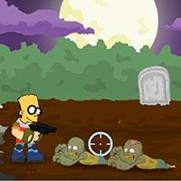 Гра Сімпсони проти зомбі