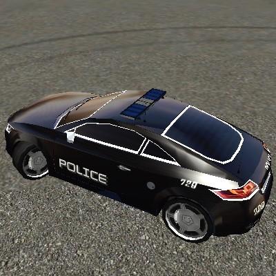 Гра Парковка Поліцейської Машини 3д: Екстрім Водіння