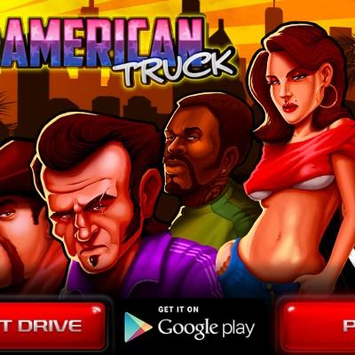 Гра Парковка Американського Вантажівки і Пікапи 3д