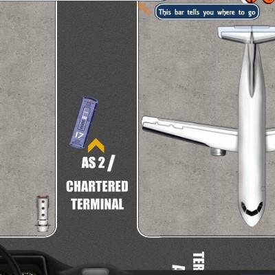 Гра Парковка на Аеродромі