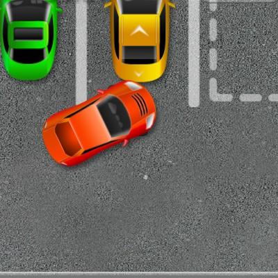 Гра Парковка з перешкодами