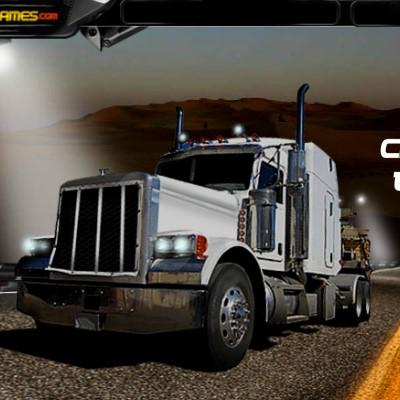Гра Парковка Великого Вантажівки з перевезенням і доставкою Вантажу