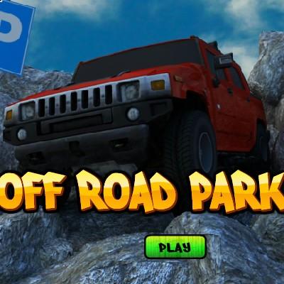 Гра Парковка Позашляховика в гірській місцевості