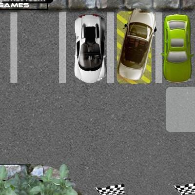 Гра Парковка з Трюками