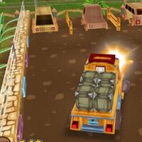 Гра Парковка Машин 3Д в Юрському Періоді