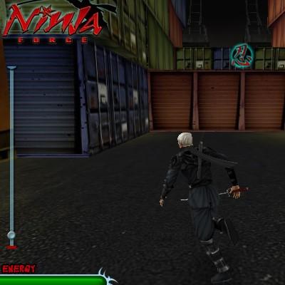Гра Паркур Трюки Ніндзя 3д: Пригода в місті