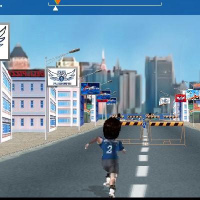 Гра Вуличний Паркур: Біг з перешкодами