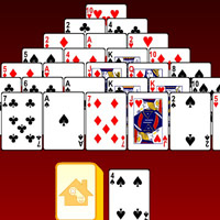 Гра Пасьянс: Піраміда