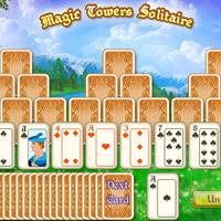 Гра Пасьянс: Три Вежі