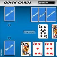 Гра Швидкий картковий Пасьянс