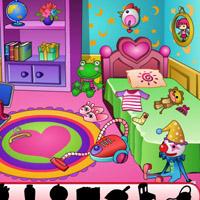 Гра Переробка Безладу в кімнаті Дженси