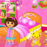 Гра Переробка Спальні: Прикраса Даші